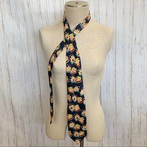 Vintage 1993 Hanna- Barbera Tie